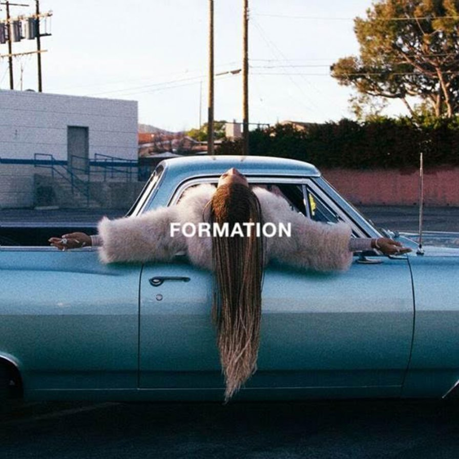 """Beyonce Uses Super Bowl Eve to Drop Powerful """"Formation"""" Video"""