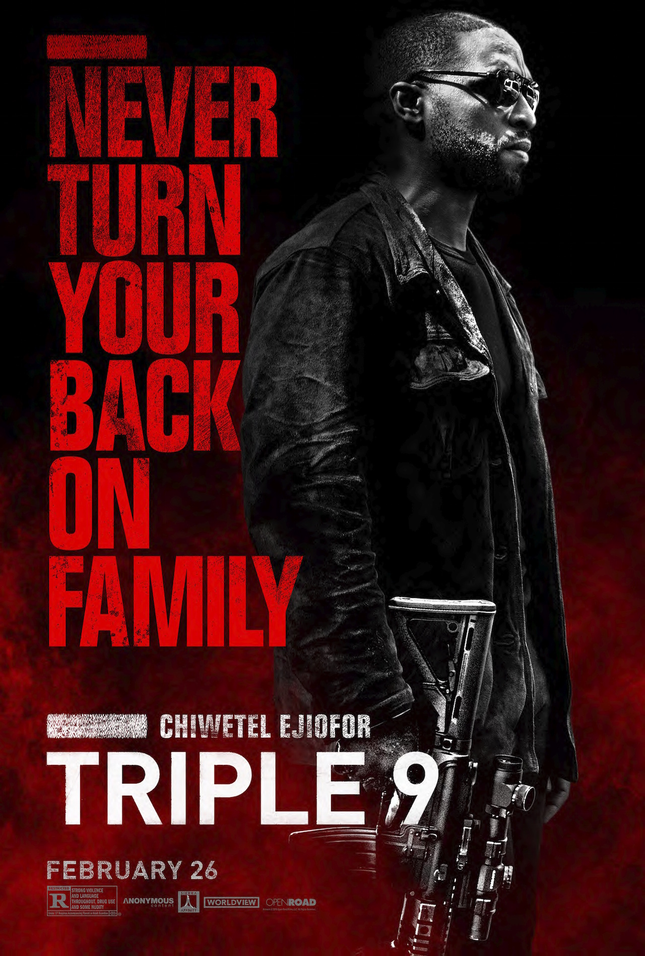 Casey Affleck Is Out Of Options And Out Of Time In Pulse-Pounding Triple 9 TV Spot