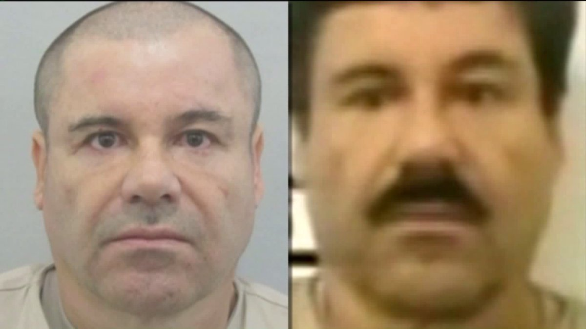 EXCLUSIVE: Mexican drug lord 'El Chapo' will likely be tried in Brooklyn