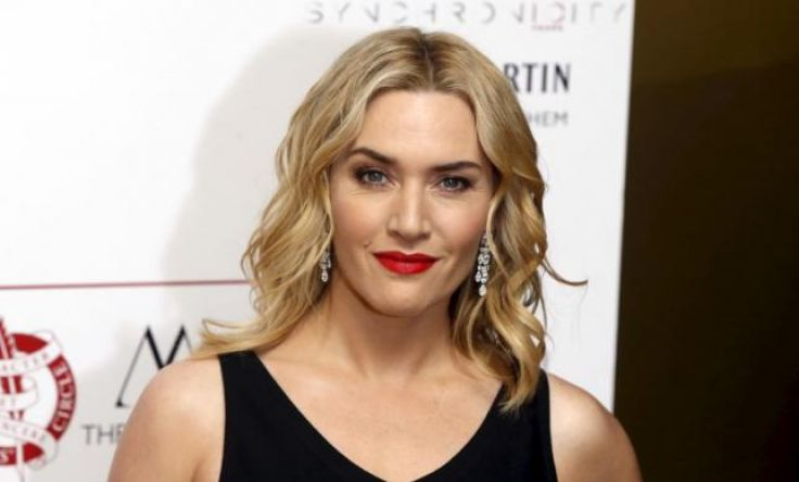 Triple 9: Kate Winslet loads up on bling for role as 'properly evil' crime …