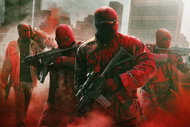 'Triple 9' relies solely on acting talent