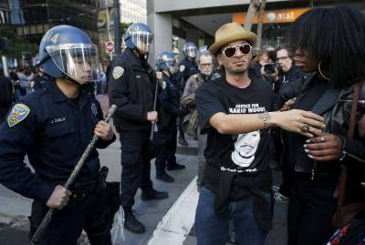Rhetoric vs. reality: SFPD's investment in police brutality