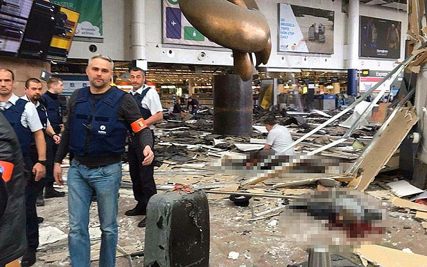 Brussels attacks: Belgium, corrupt and fragmented, is a breeding ground for …