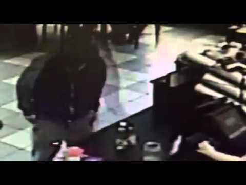 Chicopee Police need help to identify suspect caught on camera at 2 Dunkin' Donuts