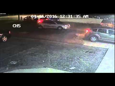Fatal shooting caught on camera; Police seek help identifying vehicle