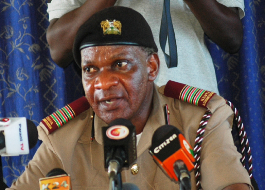 Corrupt police officers protecting drug barons, Marwa says