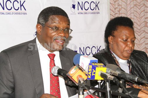 Quit to avert chaos in 2017 general elections, Kenyan churches tell IEBC