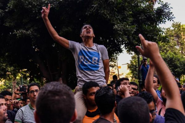 Egyptian police stifle plans for mass protest over islands