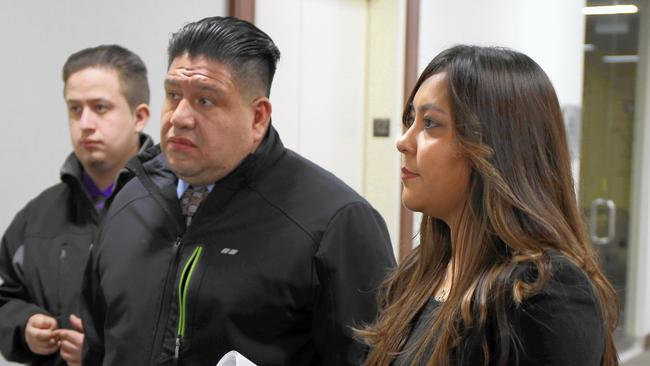 Cop, wife testify they wouldn't allow abuse because of family histories