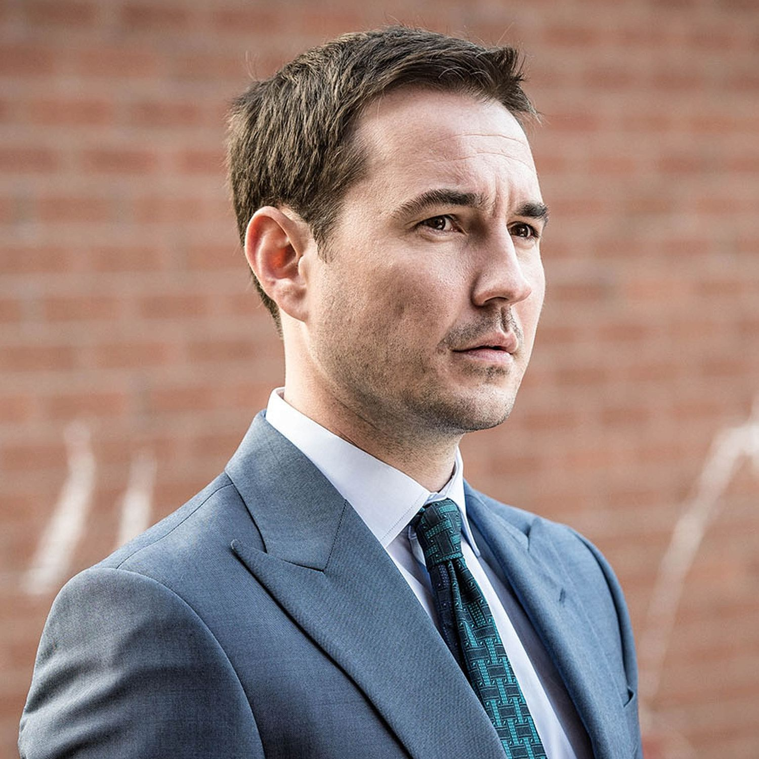 Line of Duty star Martin Compston hits back after BBC bosses after slammed for …