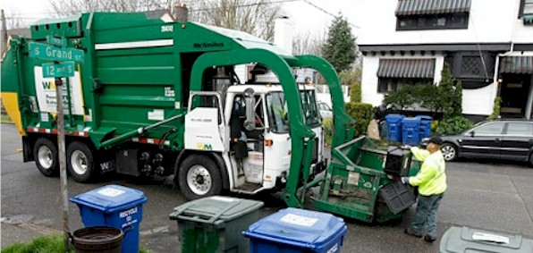 Recycle this! City's garbage spies kicked to curb