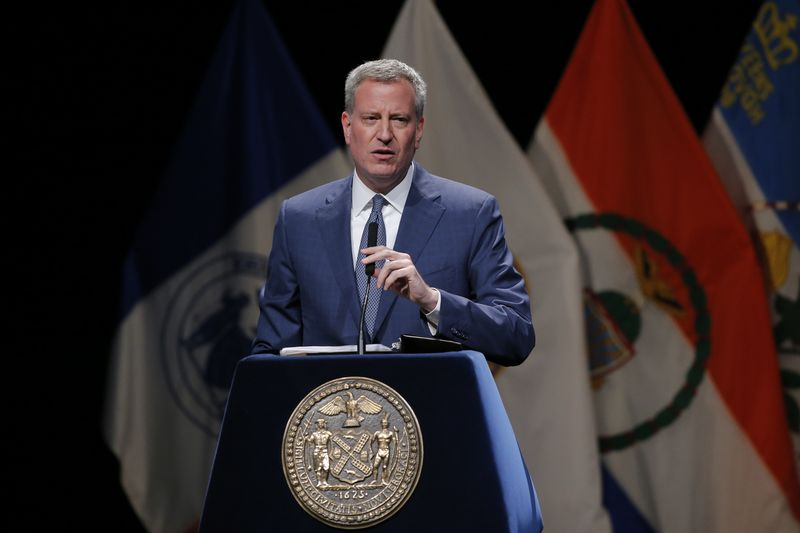 Mayor de Blasio Says He Stuck to Law, But Some Laws Need Changing
