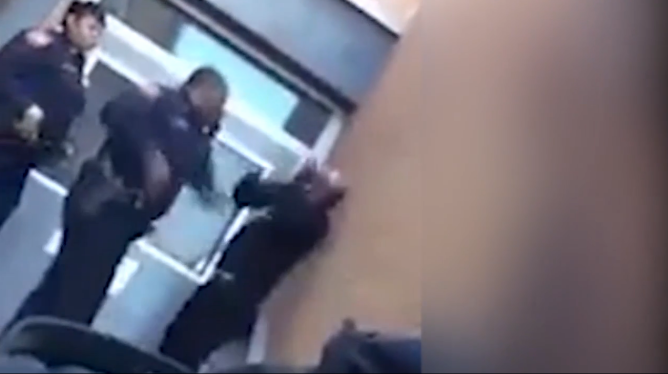 Child abuse charge dropped against Baltimore school police officer in slapping …