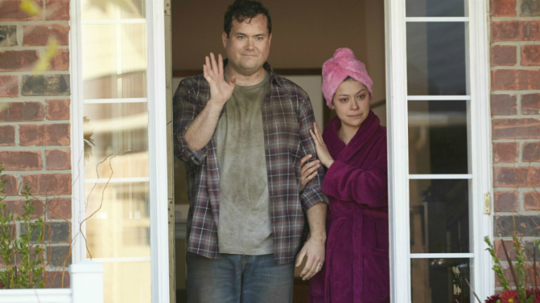 Meet 'Orphan Black's' newest power couple — Donnie and Helena?