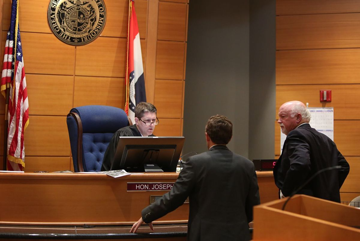 Legal bills mount as Ferguson stands by 'failure-to-comply' cases