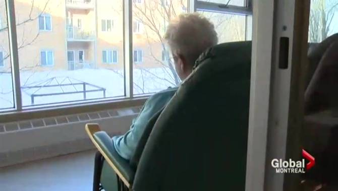 Montreal police looking to share results of project to counter elder abuse