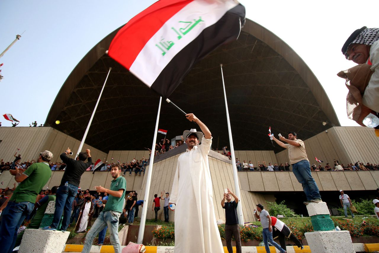 Why protesters overran Iraq's Parliament